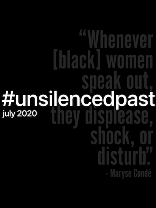 unsilenced past